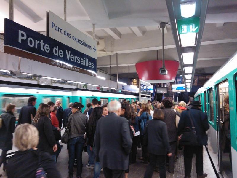 Le salon du livre de paris 2012 c 39 est parti le blog de for Porte de versailles salon metro