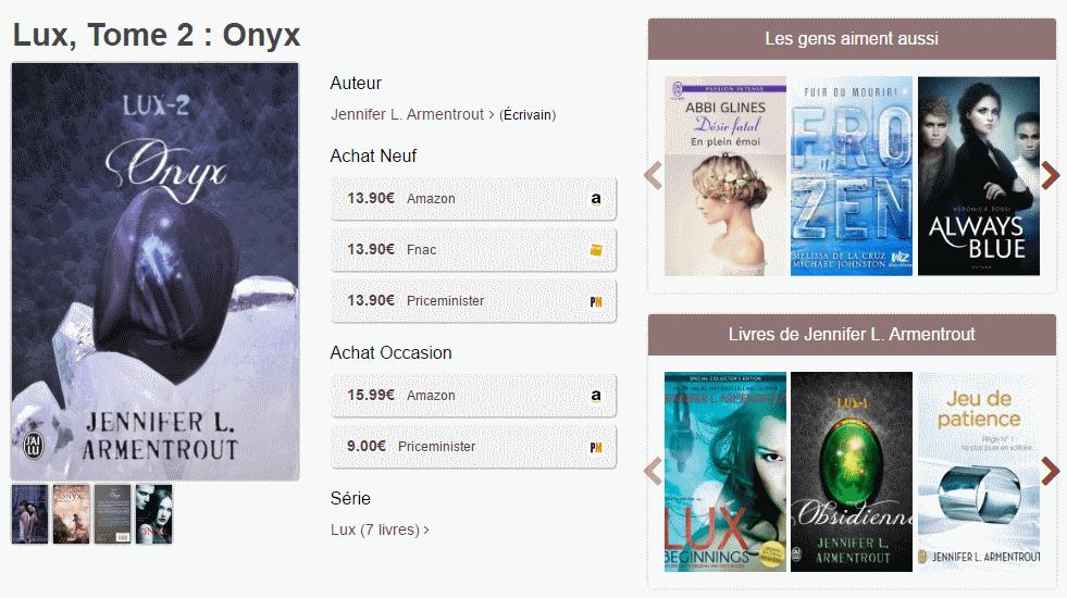 Les gens aiment aussi Onyx