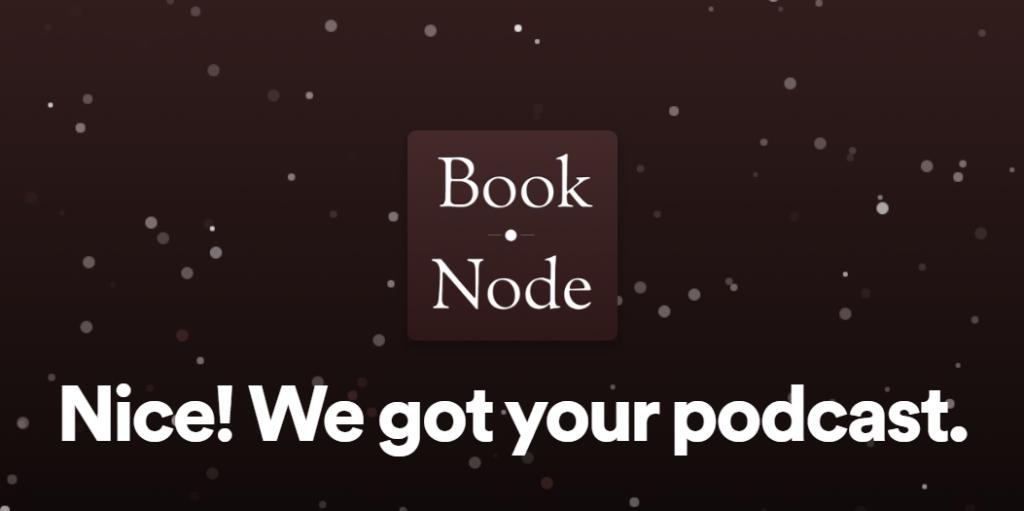 Podcast Booknode Sorties de livres
