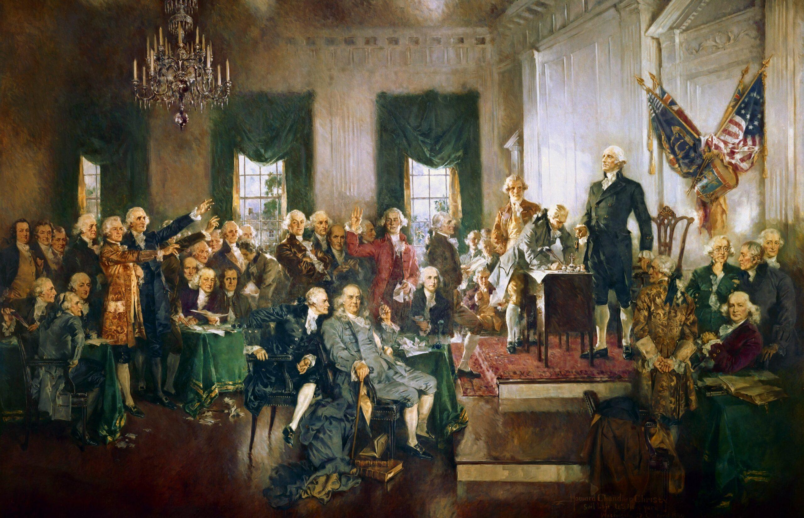 Les pères fondateurs